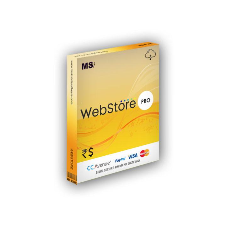 ecommerce website pack webstore pro