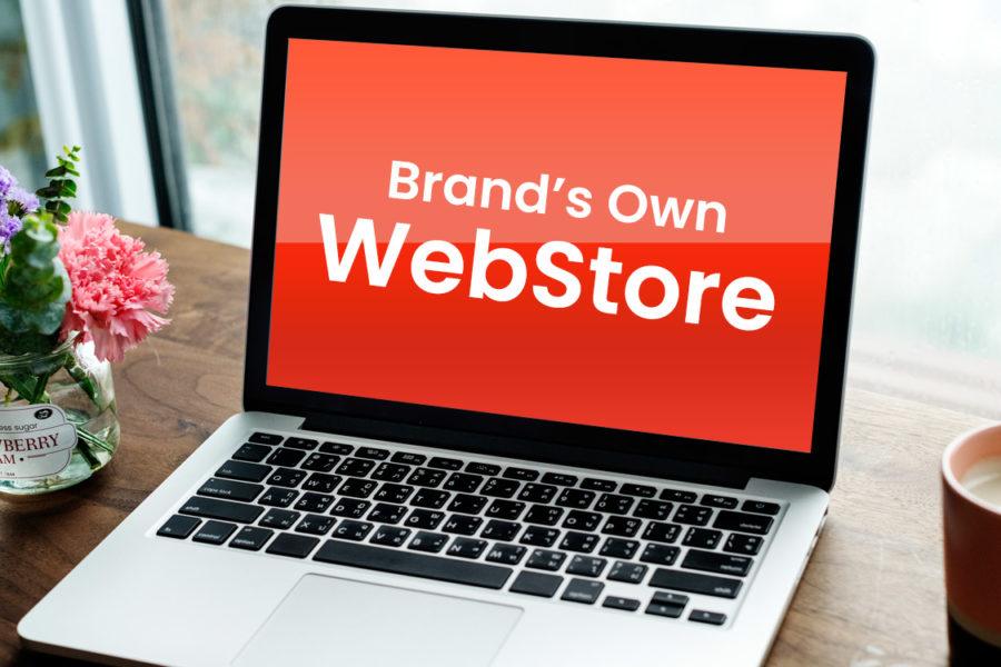 Brand's Own Online WebStore