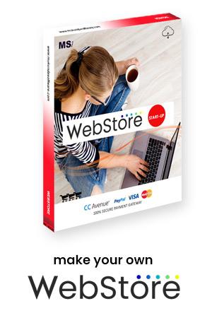 Designing A WebStore