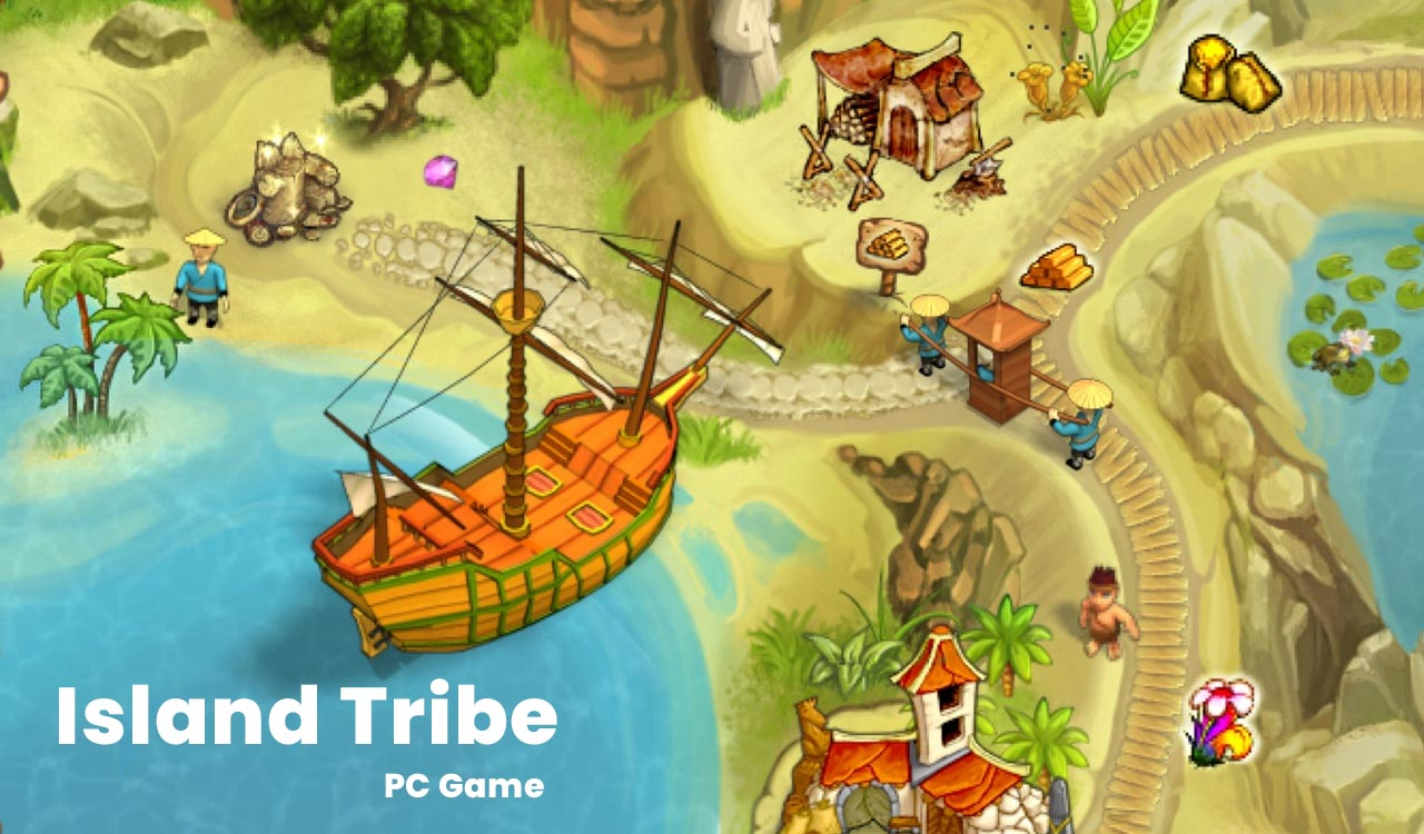Island Tribe PC Game Download