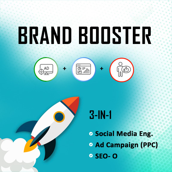 Brand Booster 3-in-1