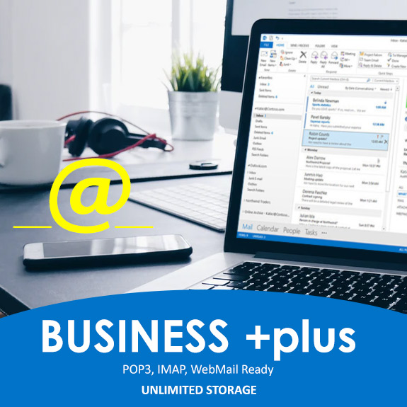 Business +plus E-mail