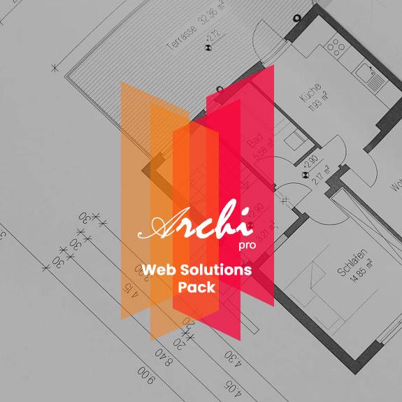 Archi Pro - Website Plan
