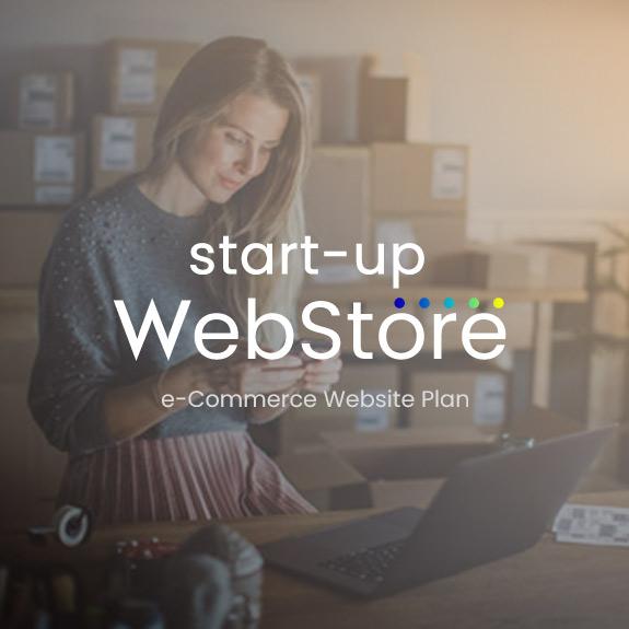 Startup WebStore (Monthly)